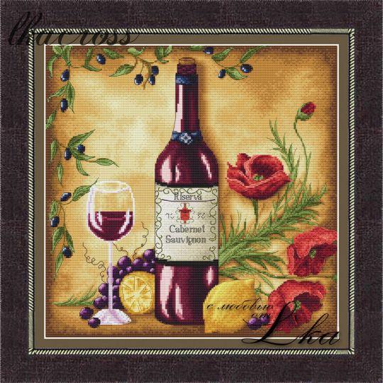 Vine Riserva1 - Red