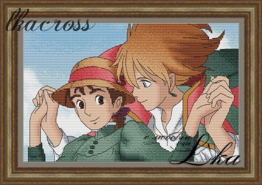 Howl's moving castle - 1