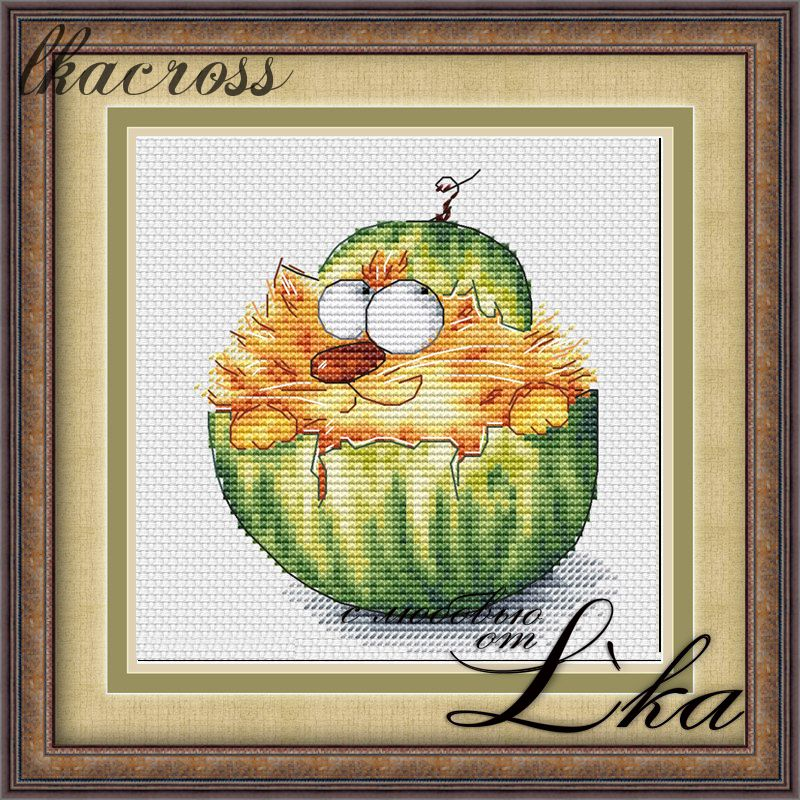 XStitch pattern Tum-Melon